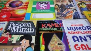 Wakaf Buku Naufal Al Abrori